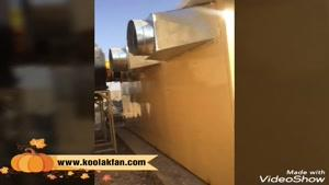 ساخت و طراحی انواع باکس سایلنت  همراه با سرمایش و هوای پاک برای ماینر