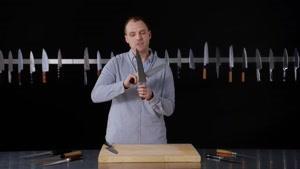انواع چاقو آشپزی