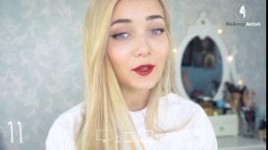 ترفندهای آرایشی | میکاپ ویدئو