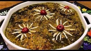 طرز تهیه خورشت طلا کوله غورابه