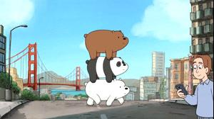 سه کله پوک ماجراجو 6 - We Bare Bears ۲۰۱۴