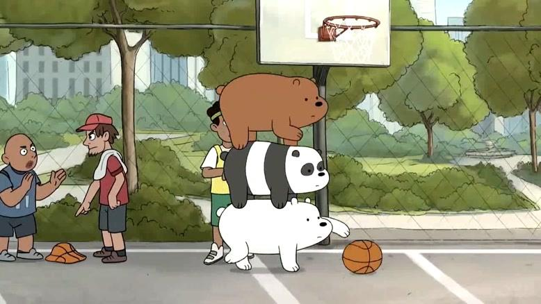 سه کله پوک ماجراجو 5  - We Bare Bears 2014