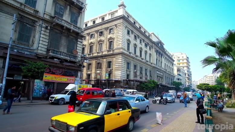 مکان های دیدنی در مصر