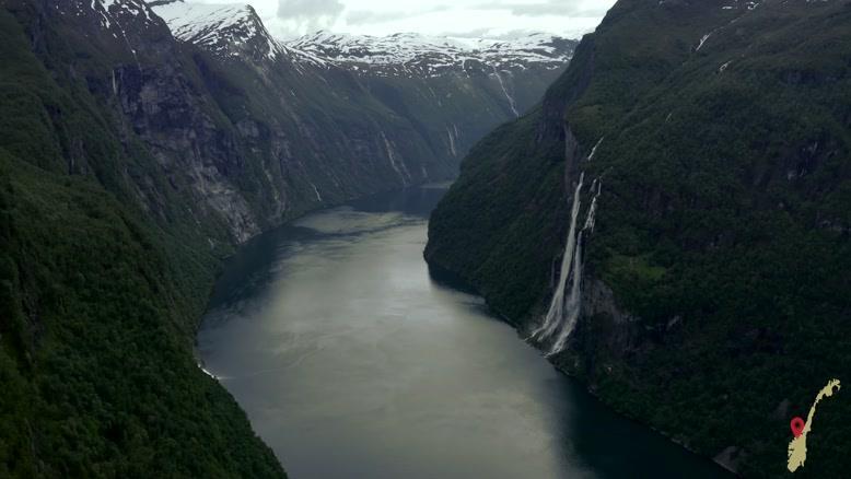 سفر جاده ای در نروژ