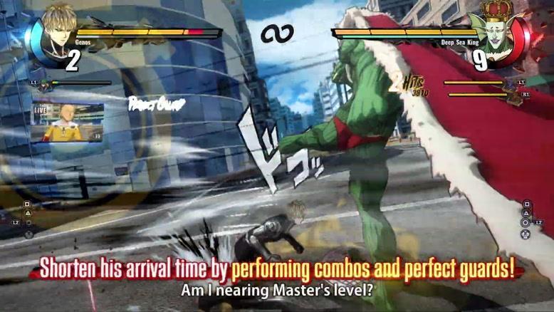 تریلر جدید بازی One Punch Man
