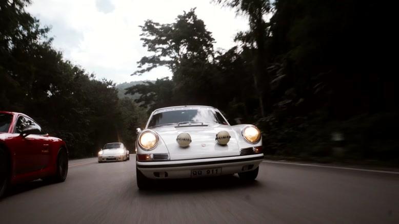 جاده های زیبای تایلند