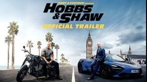 تریلر فیلم سینمایی سریع و خشن هابز و شاو 2019