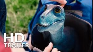 تریلر فیلم سینمایی ماجراهای حیوان خانگی ژوراسیکی 2019