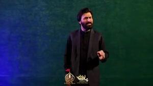شعر خوانی صابر خراسانی در محرم 98