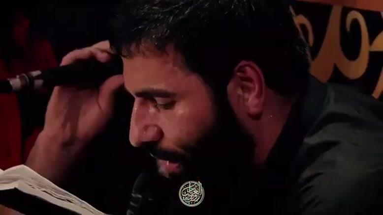 مداحی شورحسین سیب سرخی شب دوم محرم ۹۸
