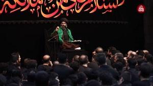 سخنرانی حجت الاسلام سید عباس موسوی مطلق شب دوم محرم ۹۸