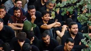روضه خوانی حاج محمود کریمی  شب سوم محرم ۹۸
