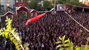 حاج محمود کریمی زمینه شب سوم محرم ۹۸