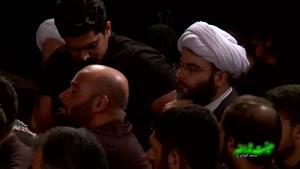 روضه حاج محمود کریمی شب اول محرم 98