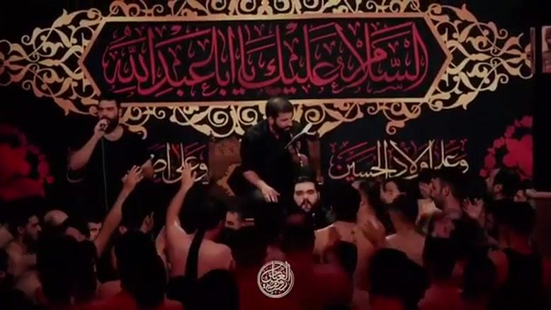 حاج حسین سیب سرخی مداحی شور شب دوم محرم ۹۸