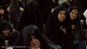 مداحی شب اول محرم ۹۸ حاج محمود کریمی