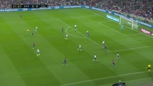 خلاصه بازی بارسلونا  و  والنسیا - لالیگا اسپانیا