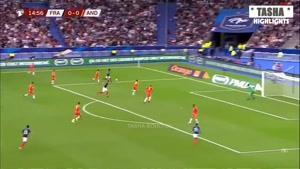 خلاصه بازی فرانسه و آندورا - مقدماتی یورو  ۲۰۲۰