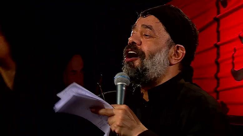 مداحی شور محمود کریمی شب تاسوعا ۱۳۹۸ هیأت رایة العباس (ع)