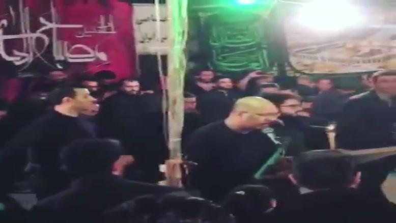 مداحی محمد بحرانی در هیئت خوزستانی های مقیم مرکز