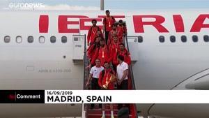 قهرمانی اسپانیا در جام جهانی بسکتبال
