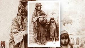تفاوت دیدنی پوشش و ظاهر بانوان ایران زمین در دو برهه تاریخی
