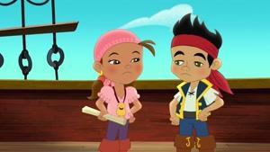 انیمیشن جک و دزدان دریایی فصل 3 قسمت دو