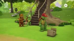 انیمیشن آموزش زبان انگلیسی Franklin and Friends قسمت شانزده