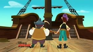 انیمیشن جک و دزدان دریایی فصل 2 قسمت هجده