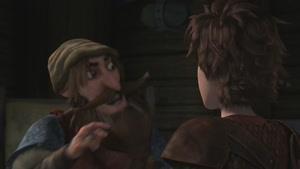 انیمیشن اژدها های دریم ورکس فصل 8  قسمت یک