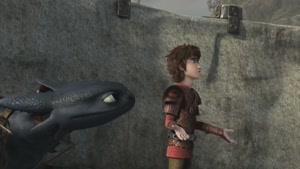 انیمیشن اژدها های دریم ورکس فصل 8  قسمت دو