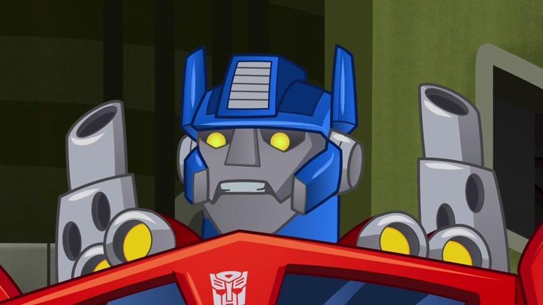 انیمیشن سریالی ترانسفورماتور نجات ربات ها فصل ۱ قسمت یک