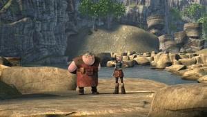 انیمیشن اژدها های دریم ورکس فصل 7  قسمت ده