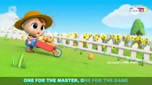 انیمیشن آموزش زبان انگلیسی Badanamu قسمت چهارده