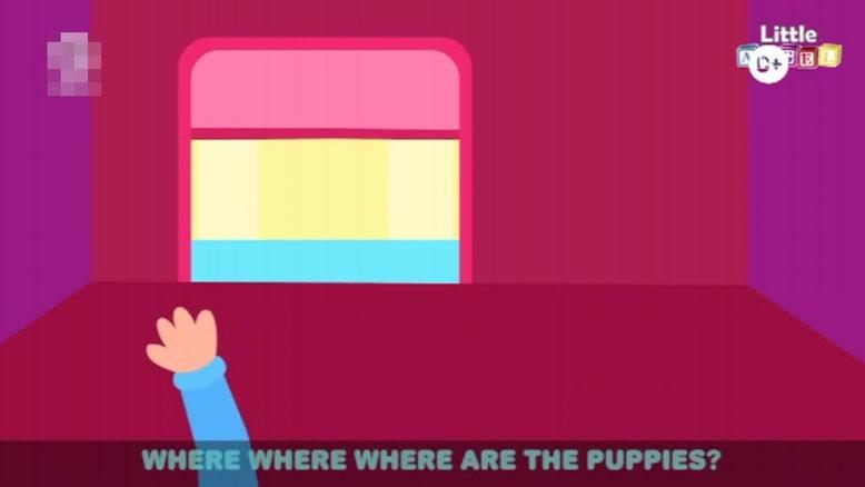 انیمیشن آموزش زبان انگلیسی Little Angel قسمت پنجاه و هشت