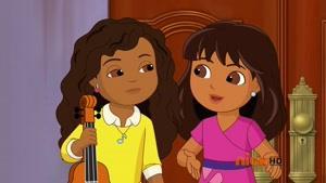 انیمیشن دورا و دوستان در شهر قسمت هفت