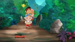 انیمیشن جک و دزدان دریایی فصل 2 قسمت نوزده