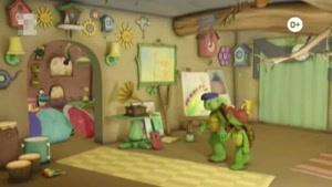 انیمیشن آموزش زبان انگلیسی Franklin and Friends قسمت چهارده