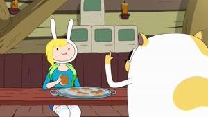 انیمیشن وقت ماجراجویی Adventure Time دوبله فارسی فصل 8 قسمت پنج