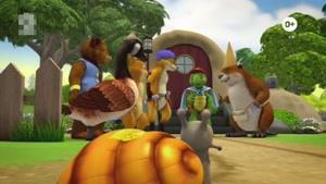 انیمیشن آموزش زبان انگلیسی Franklin and Friends قسمت یک
