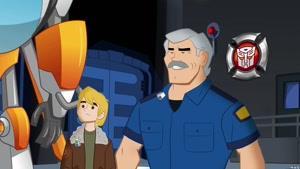 انیمیشن سریالی ترانسفورماتور نجات ربات ها فصل ۱ قسمت پنج