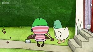 انیمیشن سارا و اردک فصل ۱ قسمت یک