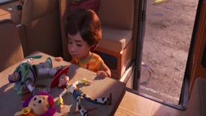 انیمیشن داستان اسباب بازی ۴ دوبله فارسی Toy Story ۴