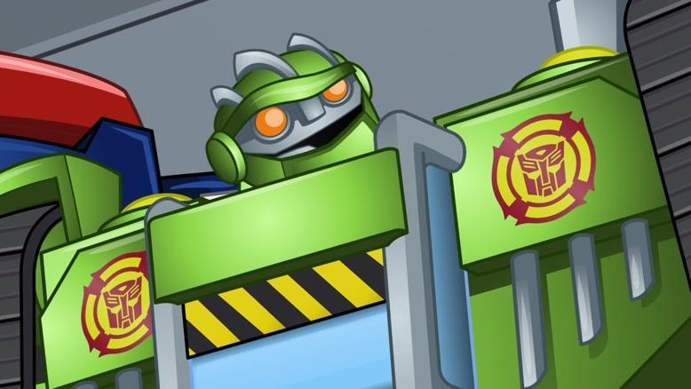انیمیشن سریالی ترانسفورماتور نجات ربات ها فصل ۱ قسمت شش