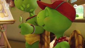 انیمیشن آموزش زبان انگلیسی Franklin and Friends قسمت هشت