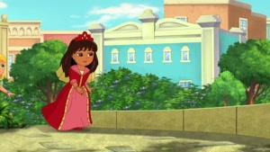انیمیشن دورا و دوستان در شهر قسمت سه