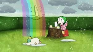 انیمیشن سارا و اردک فصل 3 قسمت بیست و شش