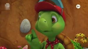 انیمیشن آموزش زبان انگلیسی Franklin and Friends قسمت پنج