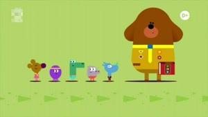 انیمیشن  آموزش زبان انگلیسی Hey Duggee قسمت 8