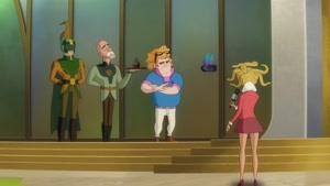 انیمیشن میستیکونز فصل 1 قسمت چهارده